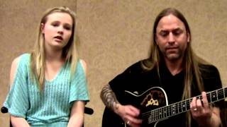 "Lanee And Steve Stine Live - Playing  ""Lovesong"" by Adele/The Cure"