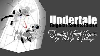 【Milky & Jenny】» Regular Sans & Chara • female ver. «