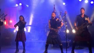 Celtica Pipes Rock - Itchy Fingers @ MPS Rastede 2015