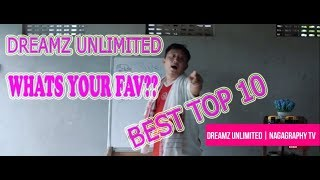 BEST TOP10  VIDEOS OF DREAMZ UNLIMITED 2017-2018