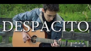 Despacito - Luis Fonsi ft. Justin Bieber (Fingerstyle Guitar Cover) Free Tabs