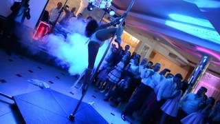 Pokaz Pole Dance -  Slub Gosi i Alana