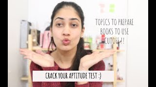 How to prepare for Infosys Aptitude Test | Crack Placement Aptitude exam | Priyanka Gandhi