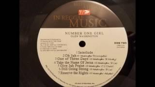 Glen Washington - Still Going Strong - VP/Joe Frasier LP - 2000