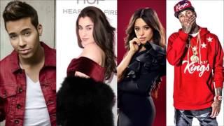 "PRINCE ROYCE - ""Double Vision"" Feat. Lauren Jauregui, Camila Cabello, Tyga (Audio) | CAMREN Song"