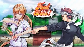 ➤ AMV FoodWars - NEFFEX - Party Like the 80s ✔