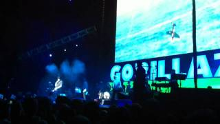 Gorillaz feat Bobby Womack - Cloud of Unknowing