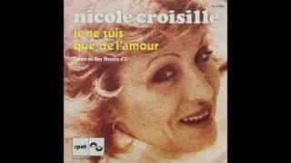 """Nicole Croisille - Je ne suis que de l'amour (Thème du film """"Histoire d'O"""")"""