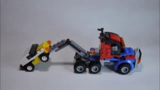 (AZBK) LEGO CREATOR 31033 - TOWING TRUCK