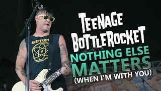 """Teenage Bottlerocket - """"Nothing Else Matters (When I'm With You)"""" LIVE On Vans Warped Tour"""