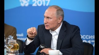 Putin: US not a Christian country anymore - we Europeans need to preserve our culture