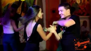 Respublika dance club | Salsa Party 24.09 | Kirill Korshikov & Olya Kryachko