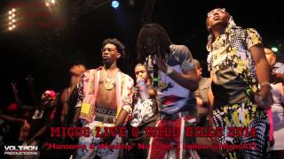 "Migos ""Handsome and Wealthy"" at Wild Bills 2014 DJ Holiday & Streetz 94.5FM #Holipalooza"