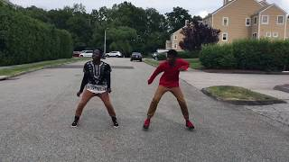 Dj Flex- Kpuu Kpa Freestyle Dance |TUAD| @Azonto King @Dancehall King