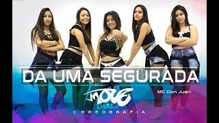 Da Uma Segurada - MC Don Juan - Move Dance JUVENIL - Coreografia