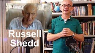RUSSELL SHEDD E SUA ÚLTIMA GRANDE LIÇÃO!