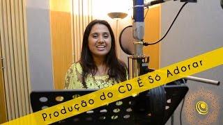 Danielle Cristina fala sobre a produção musical do seu novo CD