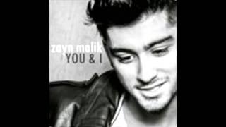 Zayn Malik - You & I (Solo Version)
