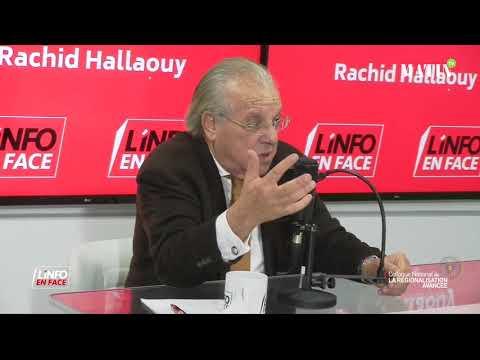 Video : L'info en Face spécial régionalisation avancée avec Mustapha Sehimi