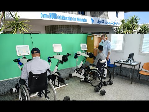 Video : Centre Noor : quelle prise en charge des personnes en situation de handicap en temps de Covid