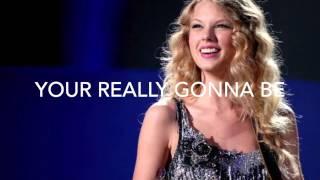 Stay Beautiful- Taylor Swift Lyrics :)