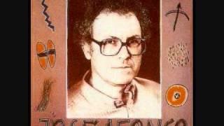 """José Afonso """"Escandinávia Bar - Fuzeta"""""""