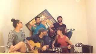 Como Una Mariposa- Diana Reyes Cover by Eli Jas y Los Hollywood
