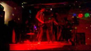 BANDA 4 OHMS- Cai Neve em NY cover @ Drinks Caffe