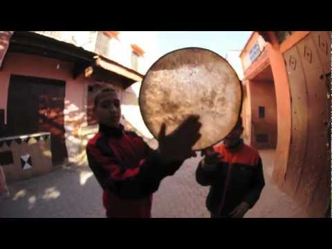 The rhythm of Marrakech
