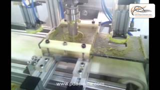 PDAC Vada Making Machine