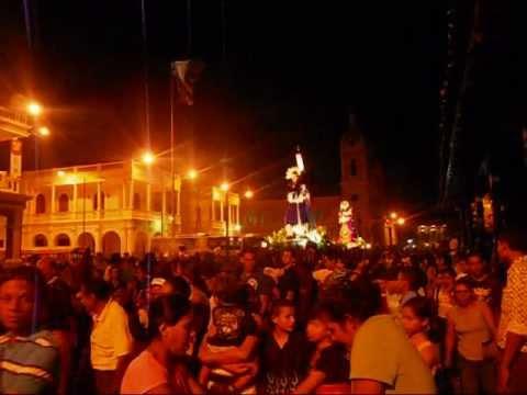 Martes Santo 2012 Granada, Nicaragua: Jesús del Gran Poder y Nuestra Señora de Los Dolores