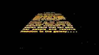 Star Wars INTRO (1977)