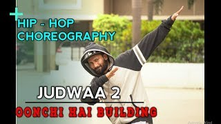 Funky Sunday with Street MOvements Episode-20 Choreography on Onnchi Hai Building - Judwaa 2 Movie