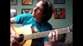 Daft Punk - Voyager (with TABS) - Fingerstyle Cover - Ray McGale (Discovery Cover 10/14)