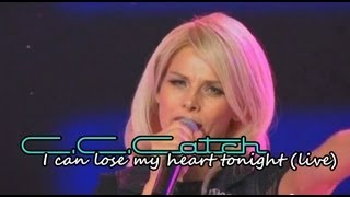 C.C. Catch - I can lose my heart tonight (live) [HDTVR]