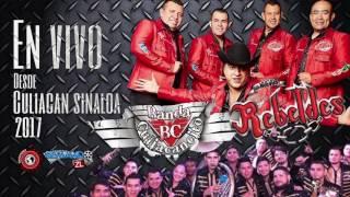 Los Nuevos Rebeldes Ft. Banda Culiacancito - El Peor De Tus Antojos (En Vivo 2017)