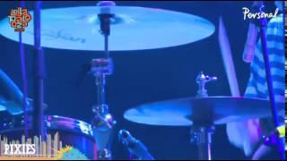 "Pixies - ""Ana"" Lollapalooza, Argentina 02-04-2014"