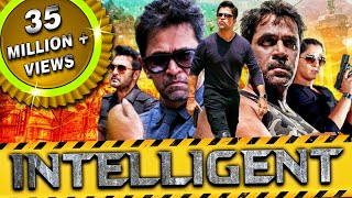 Intelligent (Nibunan) 2018 New Released Hindi Dubbed Full Movie | Arjun Sarja, Prasanna width=