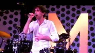 Mika - We are Golden [Live in Madrid 2012]