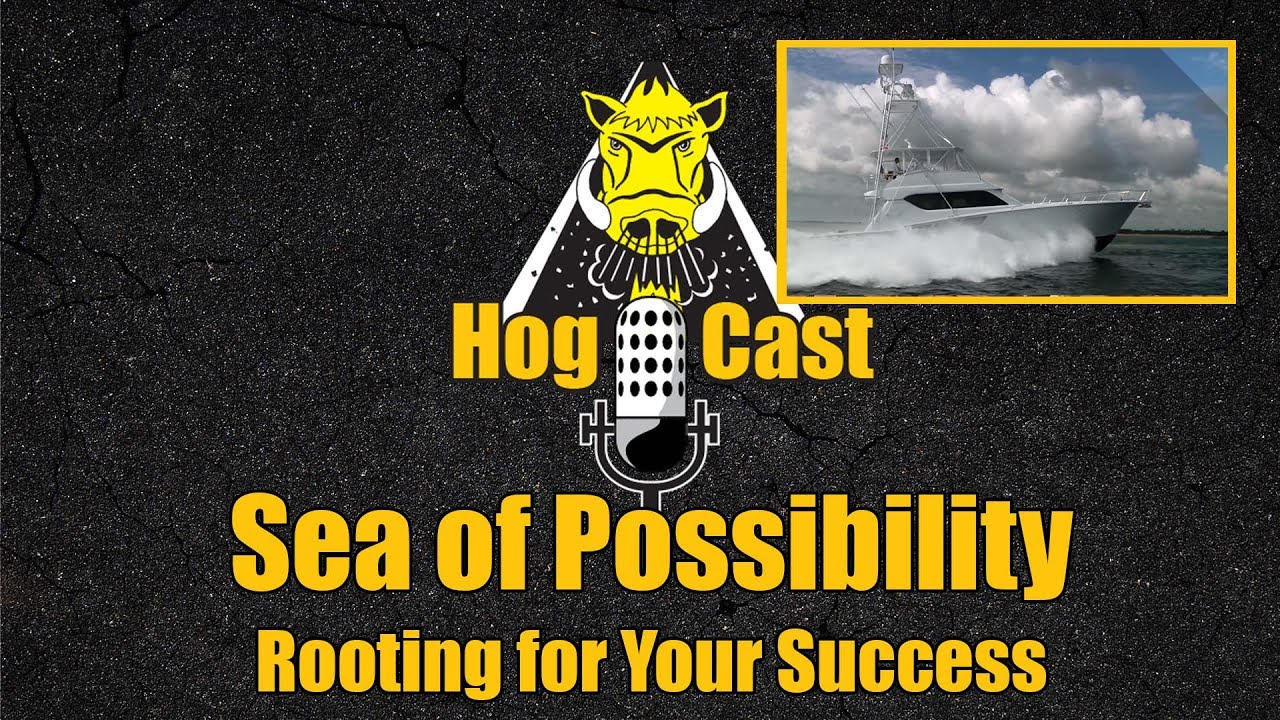 Hog Cast - Sea of Possibility