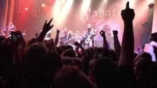 Sabaton-Sparta live @City National Grove of Anaheim 5/11/17