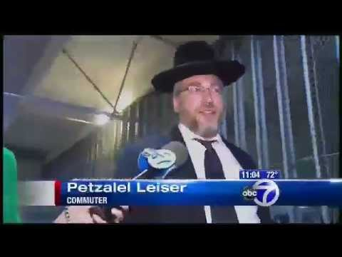 Thousands attend Talmud celebration at MetLife stadium