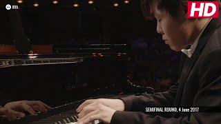 #Cliburn2017 Semifinal Concerto - Yutong Sun - Mozart: Piano Concerto No. 20 in D Minor, K. 466