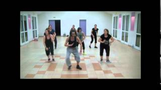 "Agora Fit' Zumba® Fitness / Song : "" Que suenen los tambores"" / Laritza Bacallao"
