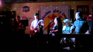 Dumas Walker cover - Rhythm City Dogs - RCD