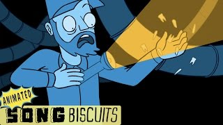 The Lost Teeth Song - Animated Song Biscuits