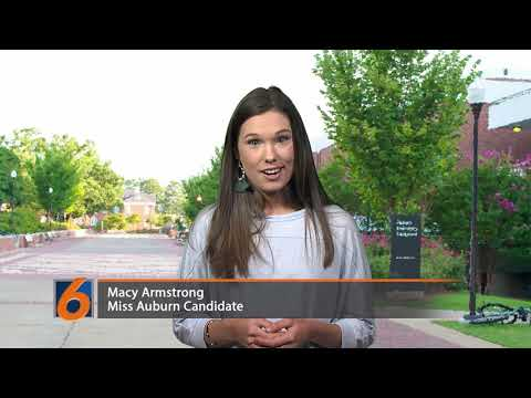 Miss Auburn Candidate: Macy Armstrong