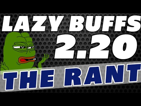 RAID 2.20 LAZY BUFFS THE RANT | RAID SHADOW LEGENDS 2.20 CHAMPION BUFFS RANT