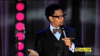 D.L. Hughley - Parents