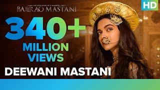 Deewani Mastani Full Video Song | Bajirao Mastani width=